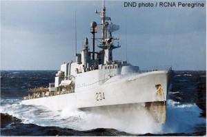 HMCS ASSINIBOINE 234