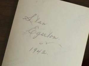 Stan autograph