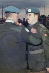 1977 Geordie First UN Medal Cyprus