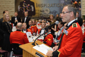 ARMY WEEK MESS DINNER