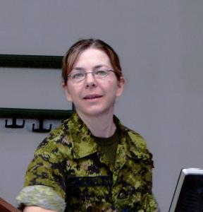 Sgt Bourgon CFSAL 2006