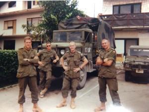 Bihac Platoon House 1998 Bosnia